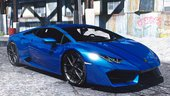 Lamborghini Huracan LP580-2 [Add-On / Replace]