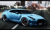 Nissan GTR-R35 Liberty Walk LB Performance
