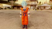 Dragon Ball Xenoverse Goku SSGGSS