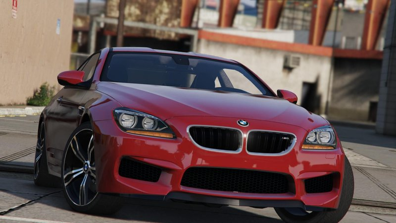 Download Mod GTA V BMW M6 Coupe 2013