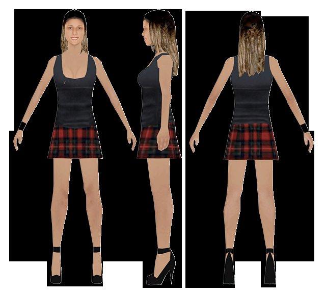 Grand Theft Auto San Andreas dating Michelle romantisk dating idéer par på Halloween