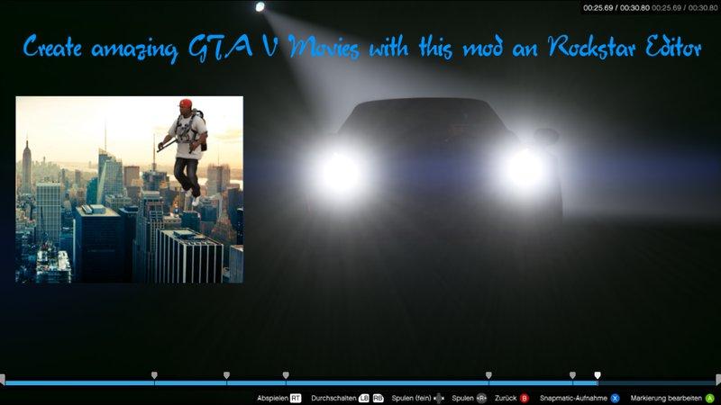 GTA 5 Ultimate Green Screen Mod BETA Mod - GTAinside com