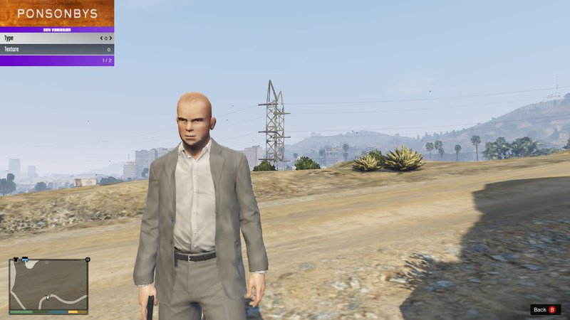 GTA 5 Jimmy Hopkins and Gary Smith Player Replacement Mod ...