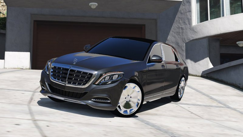Gta 5 2016 mercedes benz maybach s600 mod for Mercedes benz s600 maybach