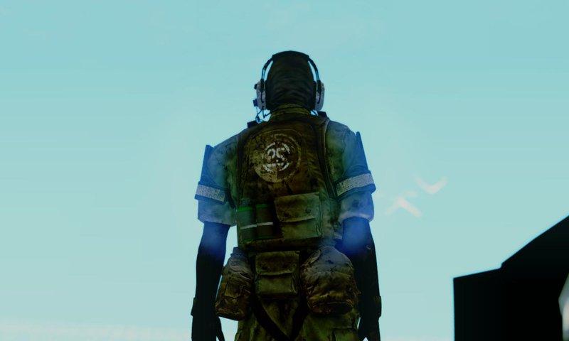 Gta San Andreas Metal Gear Solid V Phantom Pain Wandering Msf Mod