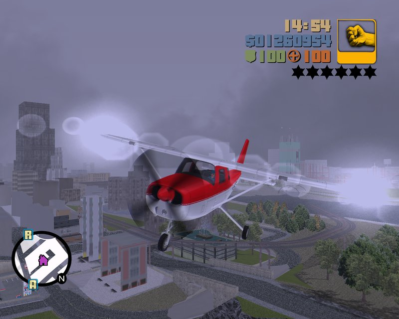 cheat code to get plane in gta vice city