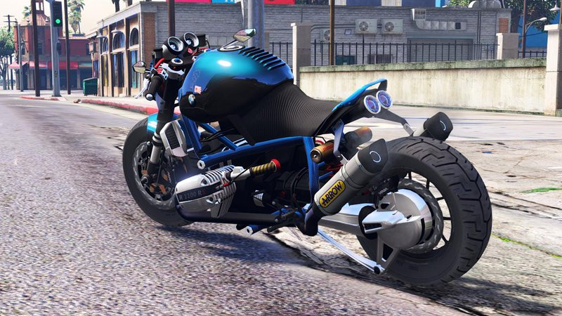 gta 5 bmw 1100r street fighter mod. Black Bedroom Furniture Sets. Home Design Ideas