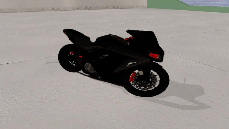 gta san andreas kawasaki ninja 300 fi modification mod gtainside com