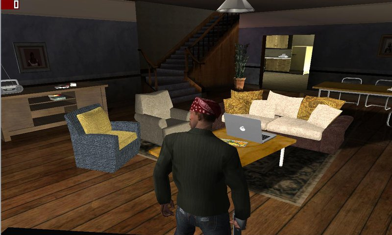 Gta San Andreas New House Interior Mod Gtainside Com