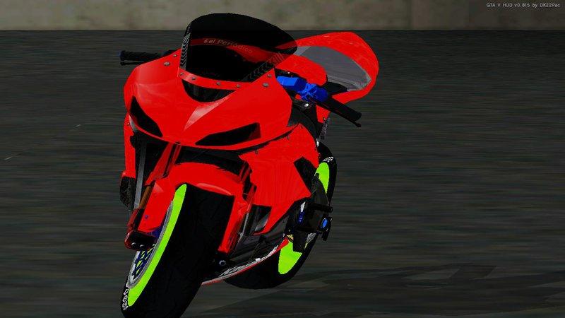 Kawasaki Ninja Zx 6R Boy From Anak Jalanan