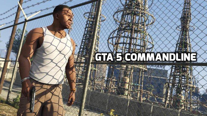 Gta 4 commandline скачать
