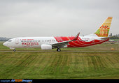 Boeing 737-8HG Air India express
