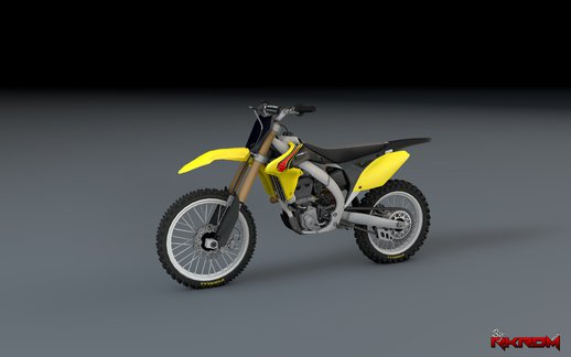 2015 Suzuki RMZ 250 [Add-On]