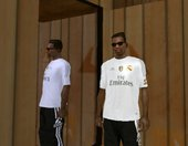 Real Madrid Home Kit 2015/16