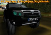 Dacia Duster Monster Rally