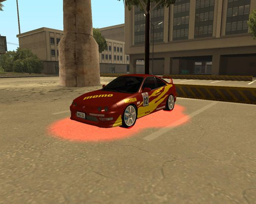 GTA San Andreas Acura Mods And Downloads GTAinsidecom - Acura integra mods