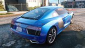 Audi R8 V10 2015 [Add-On / Replace]