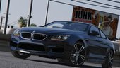 2013 BMW M6 Coupe [Add-On]