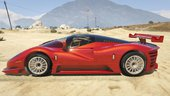 Ferrari P 4-5 2011 (+ add-on files)