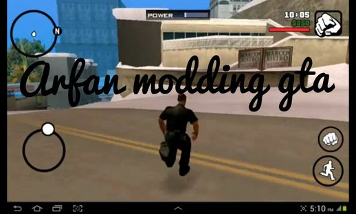 Liberty City Mod for Android