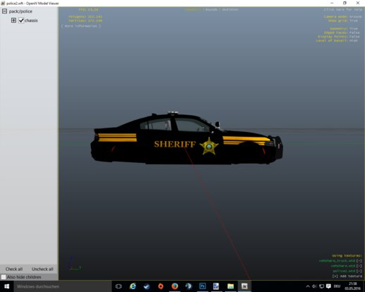 Summit County Sheriff Skin Pack