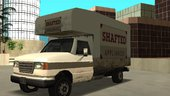 Steed Light van