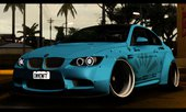 BMW M3 E92 Liberty Walk LB Performance