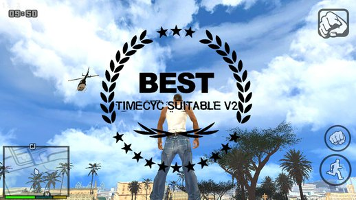Best Timecyc Suitable V2 for Skybox [mobile]