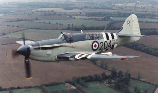 Fairey Firefly Sounds