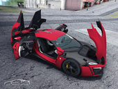 W Motors Lykan Hypersport 2015 [HQ]