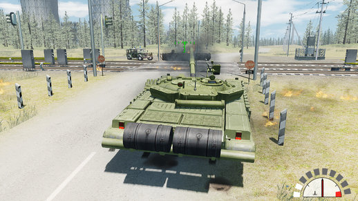 Russia Army Mod Pack 16