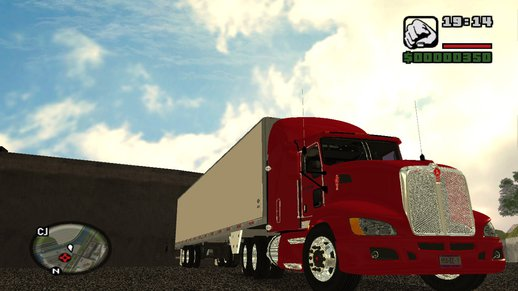 Kenworth T660 38 Sleeper