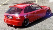Honda Civic Hatchback [Add-On / Replace] 1.1