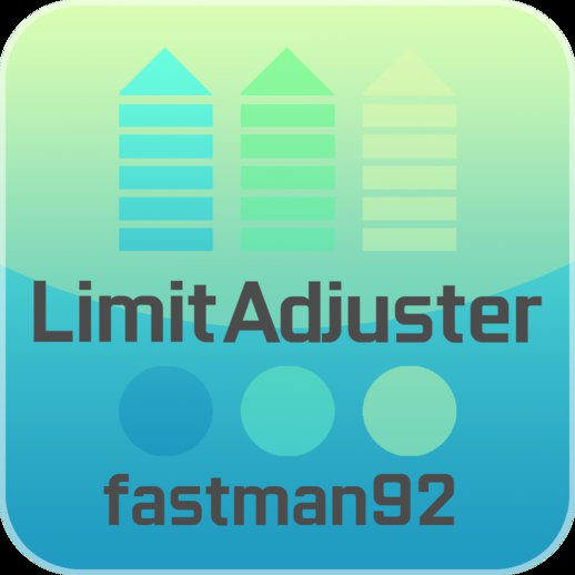fastman92 limit adjuster 2.5