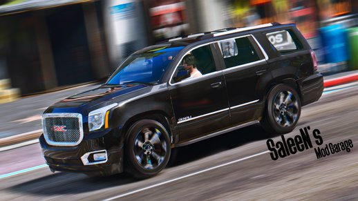 2015 GMC Yukon Denali [Add-on/Replace]
