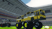 Bus Monster Truck Mod Pack 16