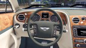 2010 Bentley Continental Flying Spur [Add-On / Replace]