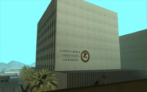 Las Vegas Courthouse (Little Update)