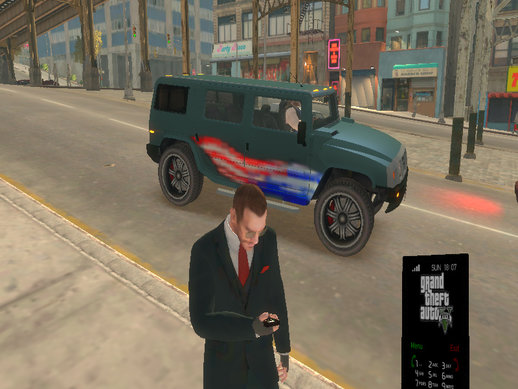 GTA V Cellphone Themes