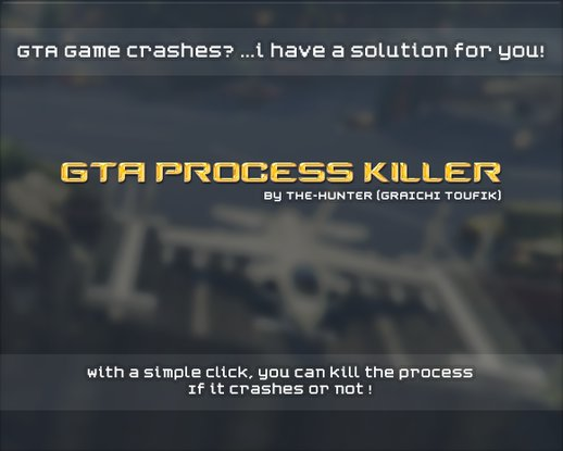 GTA Process Killer (S.P.K 3)