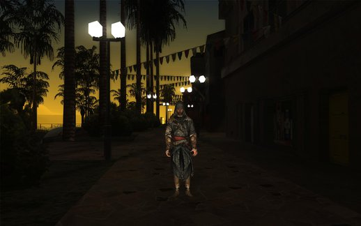 Assassin's Creed Revelations Ezio