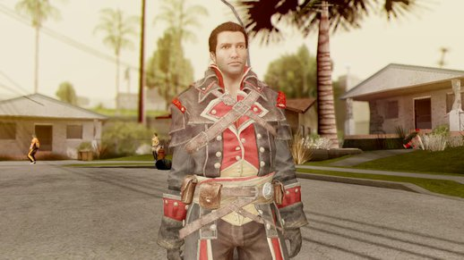 Assassin's Creed Rogue Shay Cornac