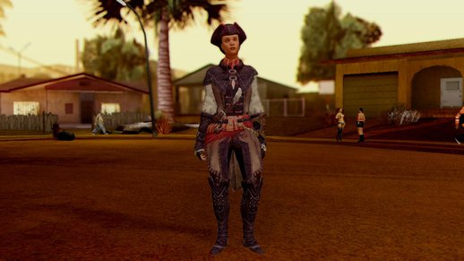 Assassin's Creed 4 DLC Aveline de Grandpré