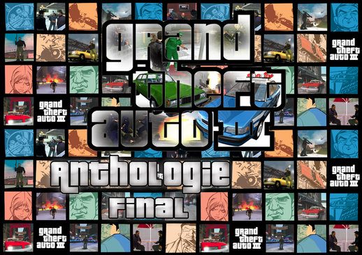 GTA III Anthology - HD Remastered 1080p
