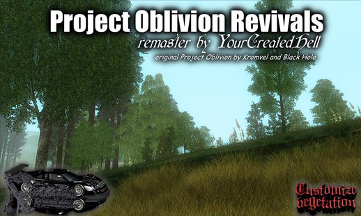 Project Oblivion Revivals - Demo 1