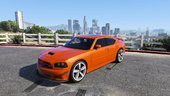 Dodge Charger SRT 8 F&F [Add-On | Tunable]