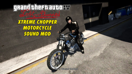 Xtreme Chopper Motorcycle Sound Mod