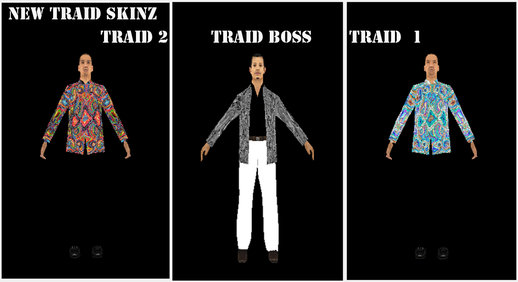 New TRAID'z