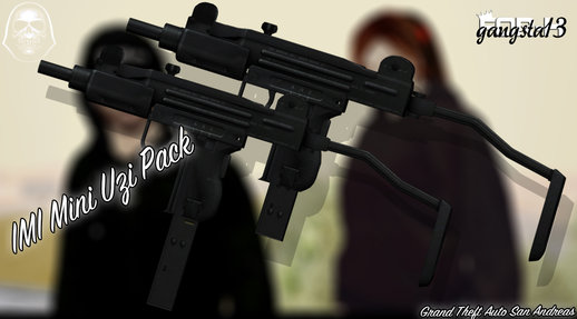 IMI Mini Uzi Pack