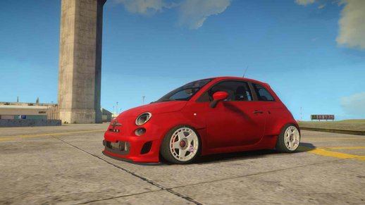 Fiat 500RB [S0LV3D] edition